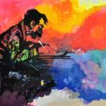 Joshua-Petker-Untitled-Thinking-2012-acrylic-and-ink-on-canvas-36x36
