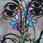 Faces Flowers
